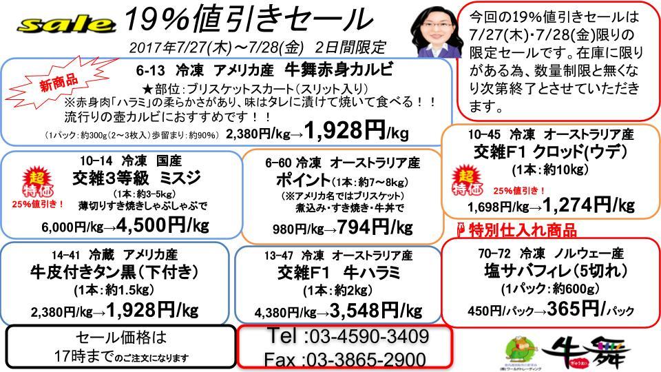 2017年7月19%セール(修正済).ppt